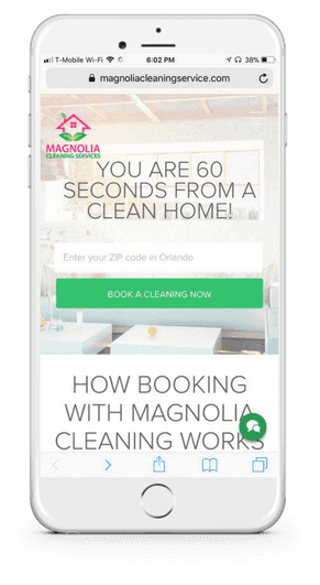 Orlando's Best Cleaning Company - Magnolia Cleaning Service