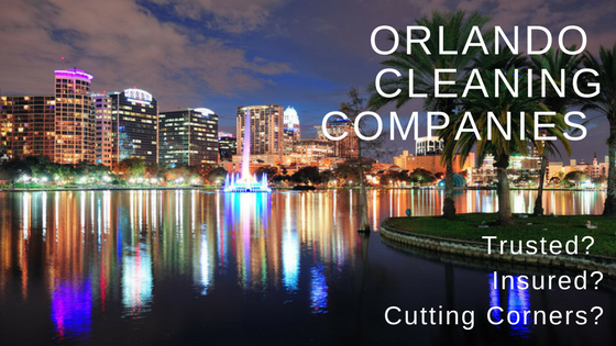 Orlando Cleaning Company