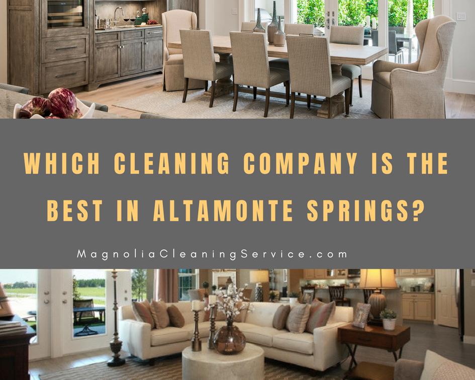 Best cleaners in Altamonte Springs?