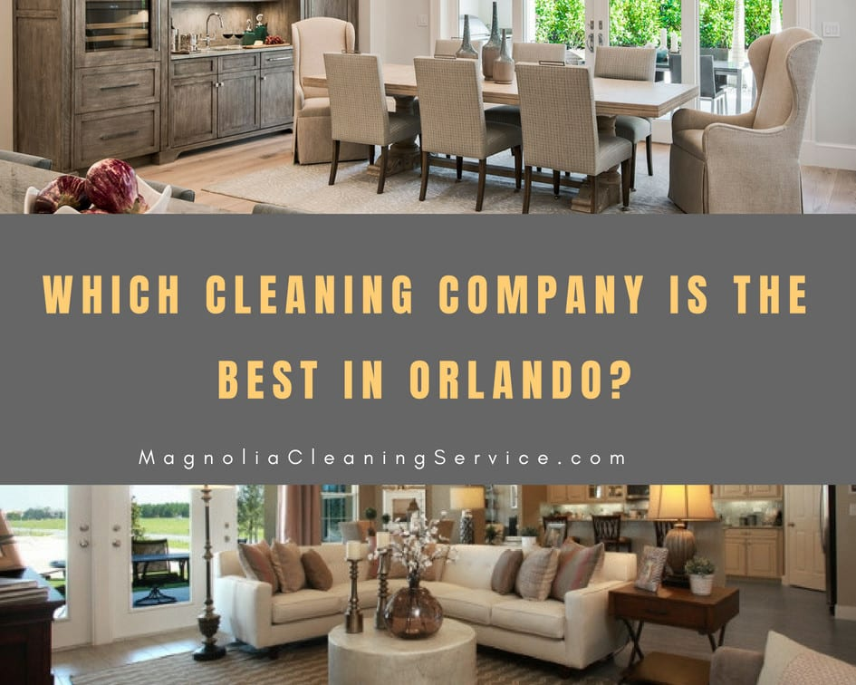 Best Cleaning Company Orlando