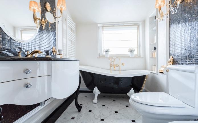 Davis Island House Cleaning Service Bathroom