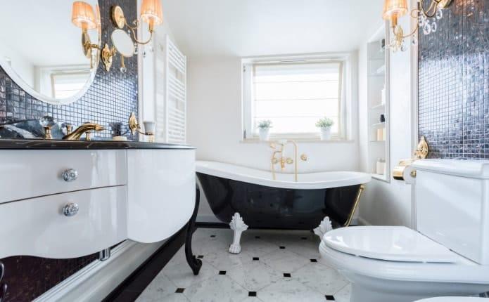 Heathrow House Cleaning Service Bathroom