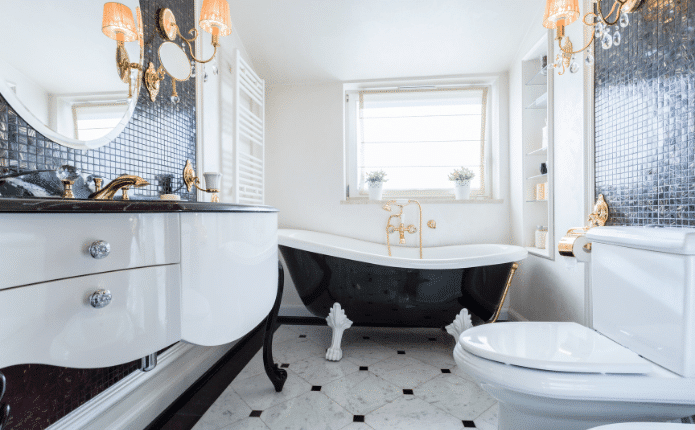 Lake Mary House CLeaning Service Bathroom