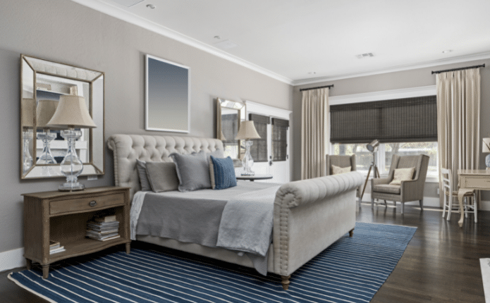 Mount Dora House Cleaning Service Bedroom