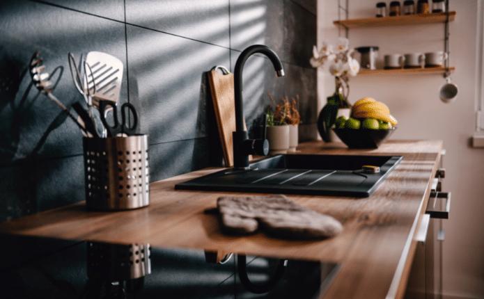 Sanford House Cleaning Service Kitchen